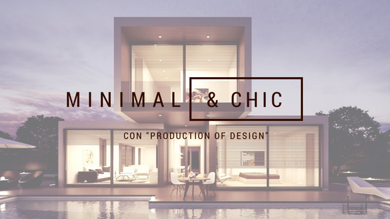 PRODUCTION OF DESIGN CREA-UN-ANGOLO-CHIC-A-CASA-TUA